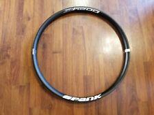 Spank Oozy Trail 395+ 27.5 Mountain Bike Rim - Ano Black 584 X 35 Bead Bite 32H