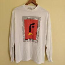 vintage Fleetwood Mac Concert T-Shirt Tour 1987 sz Large L Tango In The Night