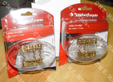 New listing Fuses Agu Glass 20 A Gold Plated Rockford-Fosgate Rp7560 2x4pack Free Ship🔧👀👓
