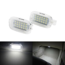 Xenon LED Interior Footwell Boot Door Glove Box Light Canbus For Mercedes Smart