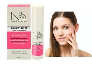 Dr Nick Lowe Redness Relief Calming Cream 50ml Women Men Health & Beauty