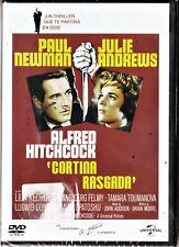 Alfred Hitchcock: CORTINA RASGADA. España tarifa plana envíos DVD, 5 €