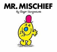 Mr Mischief by Roger Hargreaves  Paperback