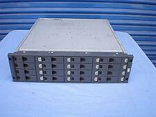 Shared Hard drive & Storage chassis with Sixteen 146GB 10K rpm SAN NXS3016B