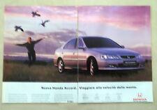 B480-Advertising Pubblicità-1999 - HONDA ACCORD