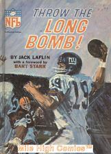 NFL: THROW THE LONG BOMB! HC (1967 Series) #1 Fine