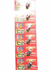 OS P3 Turbo Ultra Hot Off-Road Nitro Glow Plug - 6 Pack 71641300