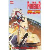 Punisher (1987 series) G-Force #1 in NM minus condition. Marvel comics [*ld]