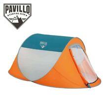 Bestway Pavillo Tente Dôme Familienzelt de Camping 2 Personnes Instantanée Igloo