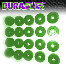 Landrover Discovery 1 Body to Chassis Mounting bush set in Green Duraflex PU