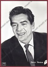 VICTOR MATURE 04b ATTORE ACTOR ACTEUR CINEMA MOVIE USA Cartolina REAL PHOTO