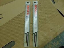 "2 BOSCH MICRO EDGE 17"" WINDSHIELD WIPER BLADES"