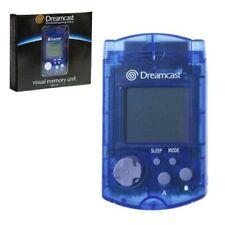 Cartes mémoire pour console de jeux vidéo Sega Dreamcast