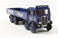 EFE AEC Mammoth Dropside 'British Steel' 1/76 OO Scale Diecast Model NEW, RARE!