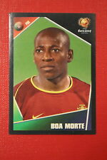 Panini EURO 2004 N. 24 PORTUGAL BOA MORTE NEW With BLACK BACK TOPMINT!!