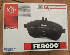 FERODO 4 PLAQUETTES DE FREINS AVANT NEUF @ REF FDB1124 @ RENAULT ESPACE @ N427