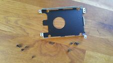Samsung NP305E7A, hard drive caddy, connector and fixing screws