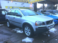 Volvo XC90 2.4 Geartronic 2005MY D5 SE 7 SEATER 2004/54 REGISTRATION