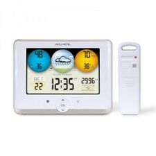 AcuRite 01123M Digital Weather Station - Temperature & Humidity with Alerts