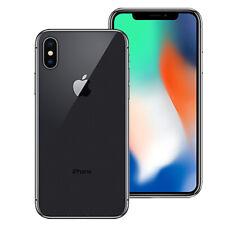 """Original Apple iPhone X 5.8"""" 64Go Desbloqueado de Fábrica Smartphone Negro"""