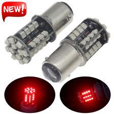 2PCS 44 Led Error Free Red 380 Bay15d Rear Stop & Tail Light Bulbs 12v UK