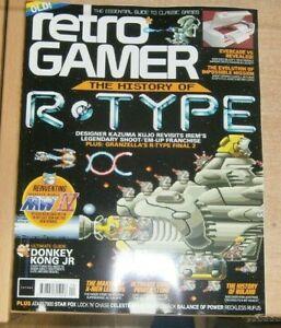 Retro Gamer magazine #220 2021 The History of R-Type + Granzellas R-Type Final 2