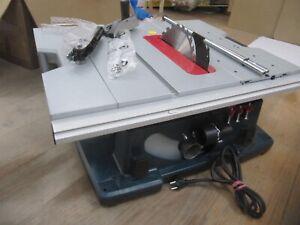 Bosch Professional GTS 10XC Elektro-Tischkreissäge 2100 Watt, I04861