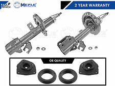 FOR NISSAN MICRA K12 FRONT SHOCK ABSORBERS SHOCKERS STRUT TOP MOUNT MOUNTING KIT