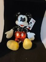 Disney Mickey Mouse Reversible Sequin 15-Inch Plush [Special Edition]