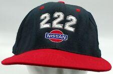 Vintage 1999 Nissan Automotive Hat Logo 222 Black USA Snapback 'New Era' Maxima