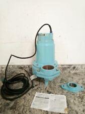 Little Giant 16s Cim 1 Hp 1725 Rpm 240vac 35 Ft Max Head Sewage Ejector Pump