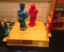 Rockem Sockem Robot Game with Box