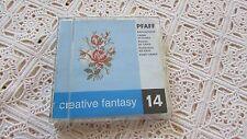 Pfaff Emb Machine Card Creative Fantasy #14 Cross stitch, 7570,7560, 2140,217