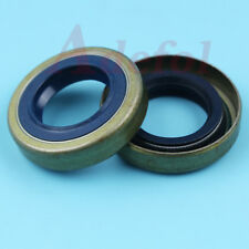 2 Crankcase Crank Oil Seal Fit HUSQVARNA 268 268K 272 XP 281 288 395 266 61