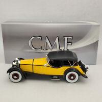 CMF Mercedes Benz TYP 26/80 Sport Viersitzer Buhne 1928 CMF18135 1/18 Limited