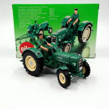 1/32 Siku 3465 Classic Man 4R3 Tractor Toys Diecast Models Collection Miniature