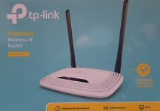 TP-Link TL-WR841N WLAN-n Router 2,4 GHz 300 Mbps WDS USB 2.0 IP QoS HD Video OVP