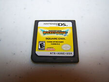 Dragon Quest Heroes: Rocket Slime (Nintendo DS) Lite DSi XL 3DS 2DS Game
