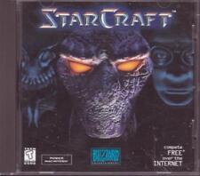 2 POWER MACINTOSH CD-ROM Games:  STARCRAFT & BROOD WAR EXPANSION SET - Mac PC
