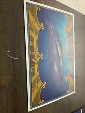 2021 Topps Allen & Ginter Jumbo Box Topper of Worlds Largest Blue Whale