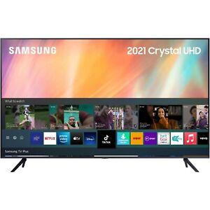 Samsung AU7100 55 Inch 4K UHD HDR Smart TV