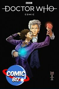 DOCTOR WHO MISSY #4 (2021) 1ST PRINTING BAGGED & BOARDED SHEDD TITAN COVER