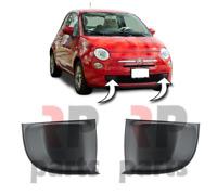 Pour Fiat 500 (312) 2007- 2015 Neuf Pare Choc Avant N° Brouillard Feu Trim Paire