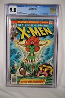 X-Men #101 CGC 9.8 MAJOR KEY COMIC Stan Lee Phoenix Marvel