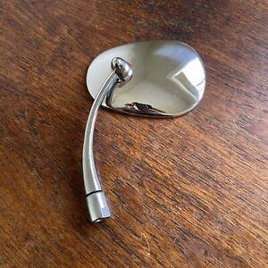 NOS Hella VOLKSWAGEN Exterior Mirror Oval Shape Beetle Bug VW 113 857 513 A