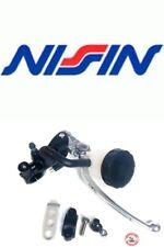 Maitre cylindre de frein avant Moto Radial Ø 19 mm Nissin