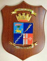 "Crest Nuovo Stemma Araldico ""185° Rgt. RAO Paracadutisti - (COMFOSE) - Originale"