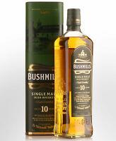 Bushmills 10 Year Old Single Malt Irish Whiskey (700ml)