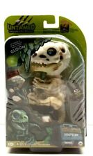 Fingerlings Untamed Gloom Raptor Velociraptor Bonehead Skeleton
