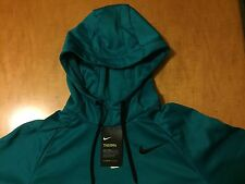 NWT MENS MED NIKE THERMA-FIT PULLOVER HOODIE.